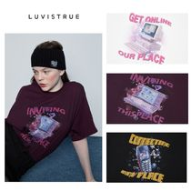 【LUV IS TRUE】IN GRAFIC OVER TEE 追加料金なし