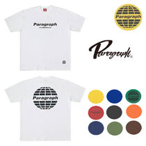 paragraph original rainbow scotch T-SHIRT