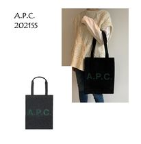 A.P.C. M61442 Lou トートバッグ