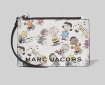 PEANUTS X MARC JACOBS THE BOX TOP ZIP MULTI WALLET