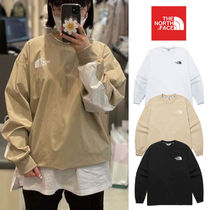 ★THE NORTH FACE★ ALBANY CREWNECK NM5MM04 スウェット 長袖