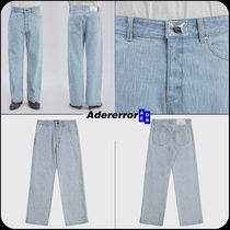 【 ADERERROR 】★韓国大人気★Perty jeans
