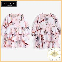 TED BAKER(テッドベーカー) ベビーワンピース 【TED BAKER・送料込】花柄ティアードワンピース