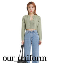 [our] Leon Knit Sleeveless & Cardigan Set (3color)