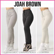 LA発!! SEXYxSPORTY♪ ★JOAH BROWN★ LACE UP JOGGER