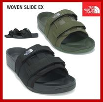 [THE NORTH FACE] WOVEN SLIDE EX ★人気★