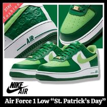 "☆記念モデルレア☆Nike Air Force 1 Low""St.Patrick's Day"""