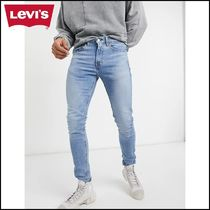 【Levi's】 Youth 519 super skinny fit hi ball jeans