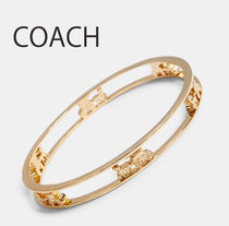 COACH◆Horse And Carriage Bangle ブレスレット (追跡付き)