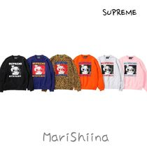 SUPREME HYSTERIC GLAMOUR Crewneck SS21 Week4