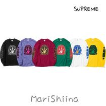 SUPREME HYSTERIC GLAMOUR L/S Tee SS21 Week4