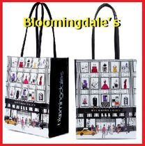 Bloomingdale's☆リトルNYストアフロントトートバッグ