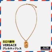 SS21新作★VERSACE★グレカネックレス