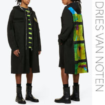 残わずか! SS21 送関込 Dries van noten☆Back print parka