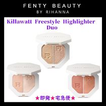 【即発】 Fenty Beauty Killawatt Freestyle ハイライターDUO