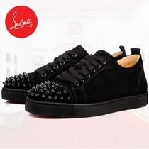 Christian Louboutin Louis Junior Spikes Woman スニーカー