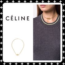 ★★CELINE《 ロゴ ペンダント ネックレス 》送料込み★★