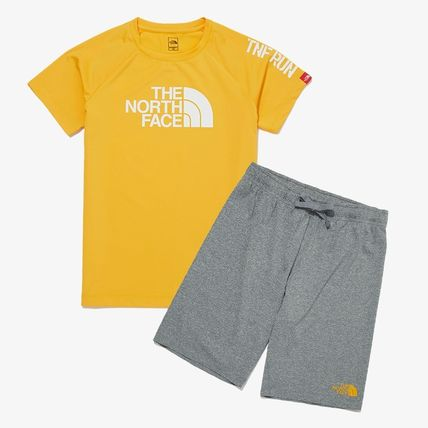 THE NORTH FACE キッズ用トップス THE NORTH FACE K'S SUN FREE BIG LOGO LOUNGE SET MU2192追跡付(15)