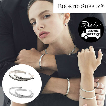 BOOSTIC SUPPLY Silver 925 BANGLE HM671 追跡付