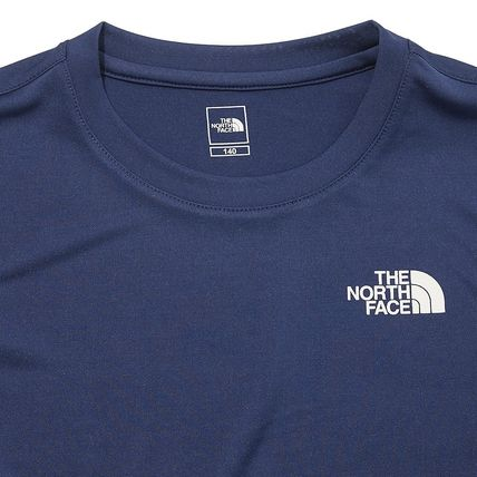 THE NORTH FACE キッズ用トップス THE NORTH FACE K'S EDGEWATER S/S R/TEE MU2197 追跡付(4)