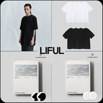 【 LIFUL 】★韓国大人気★2PACK Relax Over Fit T-Shirt