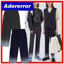 ★人気★【Adererror】★Pollution trouser.s★パンツ★