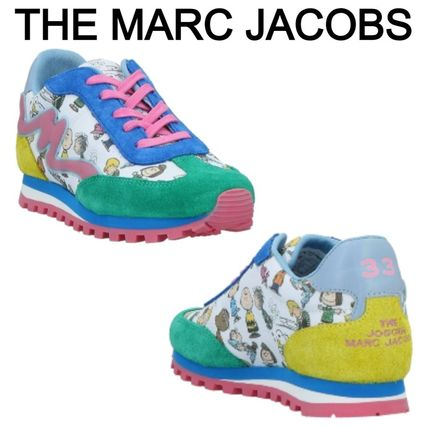 MARC JACOBS キッズスニーカー ★THE MARC JACOBS★スヌーピーデザインスニーカー