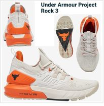 【Under Armour 】Under Armour Project Rock 3