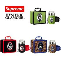 関税込 21SS Week4 Supreme HYSTERIC GLAMOUR Lunchbox Set