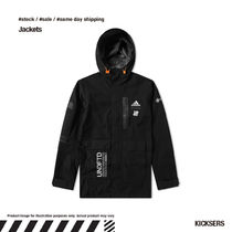 2021SALE即発送!Adidas x Undefeated Gore-Tex Jacket Black L