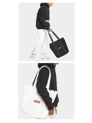FW20 Supreme Canvas Tote Bag キャンバストートバッグ