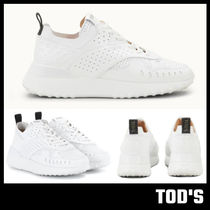 【TOD'S】SNEAKERS 厚底 スニーカー トッズ