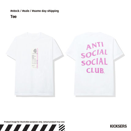 2021SALE即発送!Anti Social Social Club Reciept White Tee