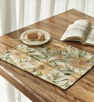 【DECO VIEW】Daylily Jacquard Table Mat