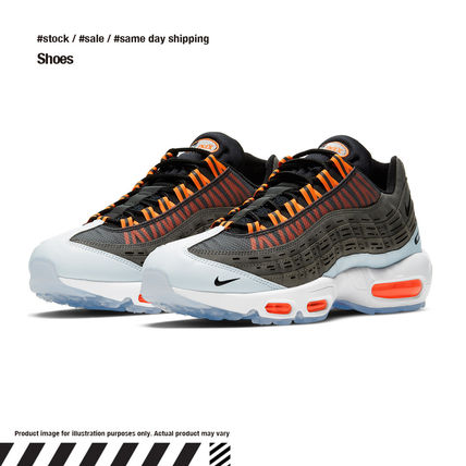 "2021SALE即発送!Nike x Kim Jones Air Max 95 Orange ""23.5cm"""