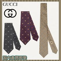 【GUCCI】国内直営即発 ネクタイ 送料込み