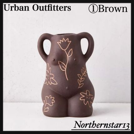 Urban Outfitters 花瓶・植木鉢 【Urban Outfitters】Leggy Lady Vase★ヌードデザインの花瓶(2)