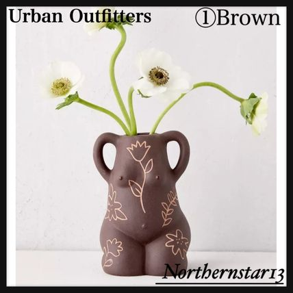 Urban Outfitters 花瓶・植木鉢 【Urban Outfitters】Leggy Lady Vase★ヌードデザインの花瓶(4)