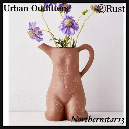 Urban Outfitters 花瓶・植木鉢 【Urban Outfitters】Leggy Lady Vase★ヌードデザインの花瓶(5)