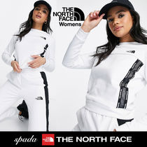 SALE【NORTH FACE】ロゴ セットアップ ホワイト / 送料無料