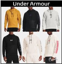 【Under Armour】UA Summit Knit Hoodie◆プルオーバーフーディ