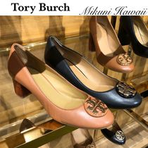 Outlet買付【Tory Burch】ロゴClaire 50mm Pump