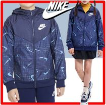 ☆NIKE☆キッズアウター☆NSW Windrunne.r☆