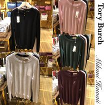 Outlet買付【Tory Burch】Long Sleve Iberia Pullover 75861