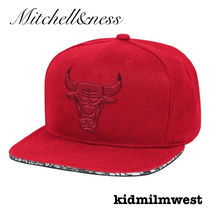 Three Collection Snapback Chicago Bulls★存在感抜群のitem◎