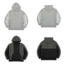 ★Andersson Bell_UNISEX FABRIC CONTRAST SEOUL 21 HOODIE★