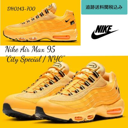 Nike スニーカー 大人気☆NIKE☆AIR MAX 95 City Special/NYC
