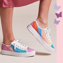 関税込☆Keds x Kate Spade Triple Kick Multi canvas☆セール