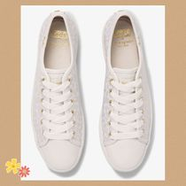 関税込み★Keds x Kate Spade Triple Kick Leo Leather★セール