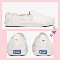 関税込☆Keds x Kate Spade Double Decker Leo Slip On☆セール